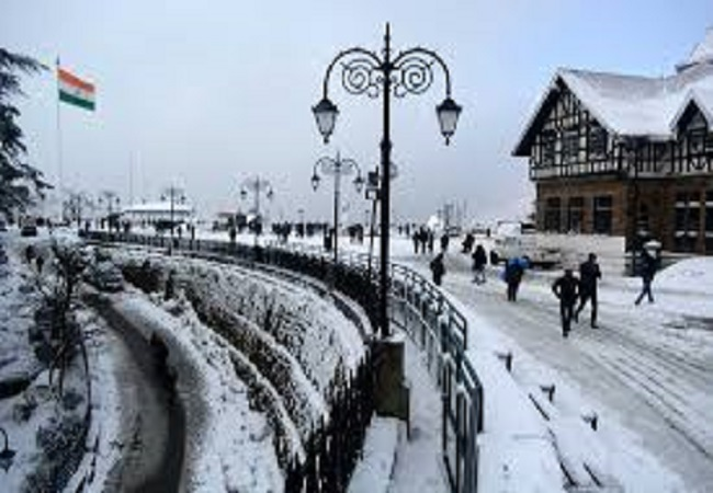 Shimla Chail Package