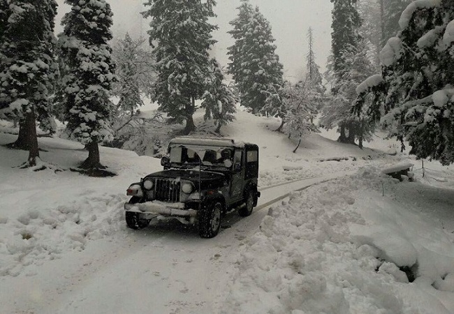 Shimla Manali Car Tour Packages