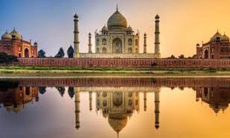Taj Mahal Tour from Gurgaon
