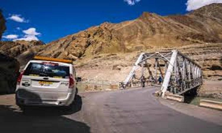 Leh Ladakh Car Trip from Delhi